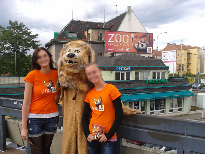ZOO Zlín Event marketing