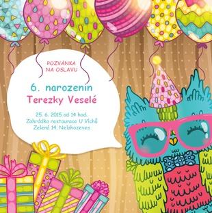 pozvánka na narozeniny dětská Pozvánka na oslavu narozenin   šablony zdarma   Reklamní agentura  pozvánka na narozeniny dětská